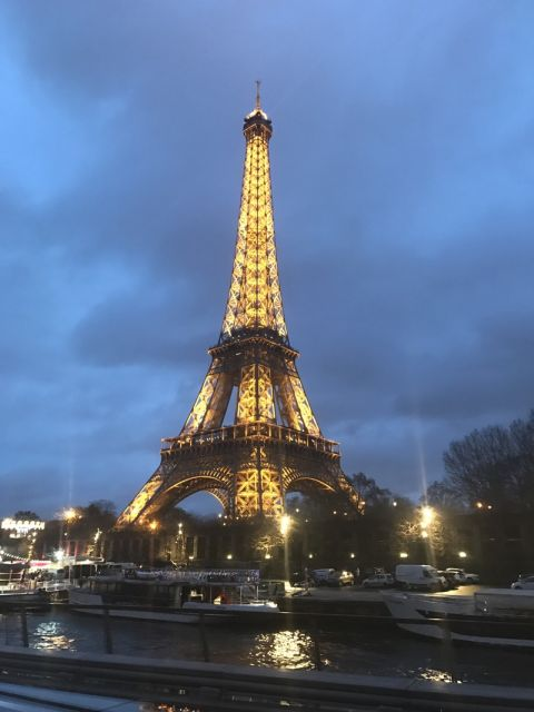 [Eiffel Tower at Night]